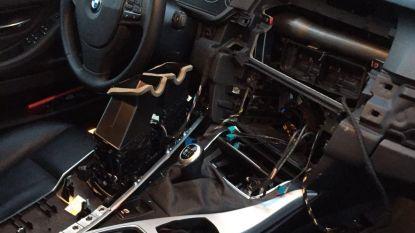 30 maanden cel gevraagd voor inbraak en diefstal middenconsoles van BMW's