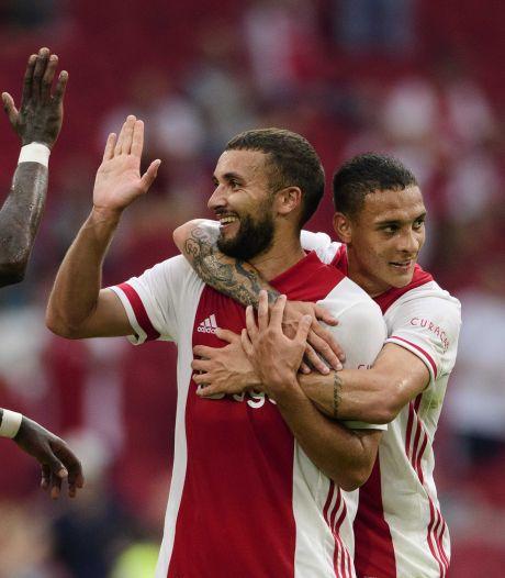 Labyad ruikt zijn kans bij Ajax: 'Ik wil niet weer zo'n seizoen beleven'