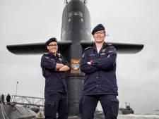 Eerste vrouwen op de onderzeeboot: 'Meeste mannen hebben klein hartje'