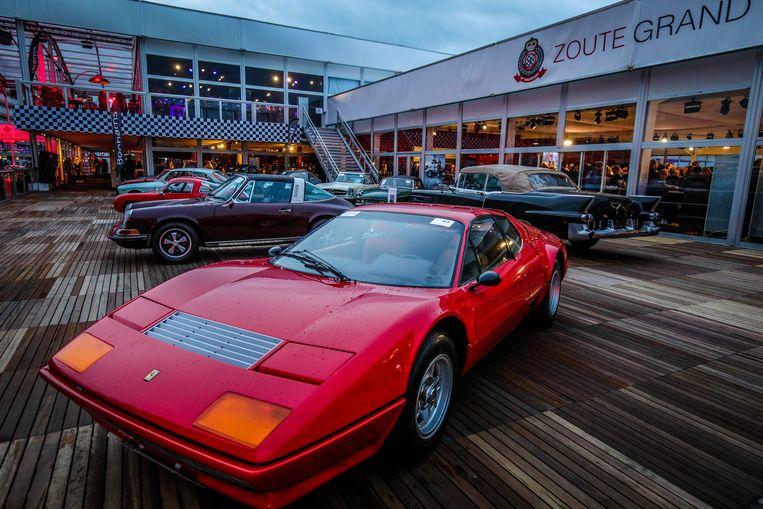 Bonhams veiling Zoute Grand Prix: Ferrari 512 BB verkocht voor 253.000 euro