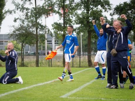 Regioteam voetbalt bij Eendracht Arnhem tegen ploeg uit Saoudi Arabië