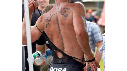 KOERS KORT. Sagan showt opvallende tattoo - Aru rijdt de Giro - Nibali bevestigt: lonen december niet betaald bij Bahrain-Merida