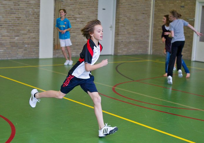 De speciale sportklassen worden gewaardeerd door de jury