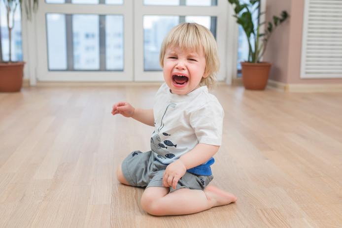 Dreumes van 2 jaar oud, ter illustratie.