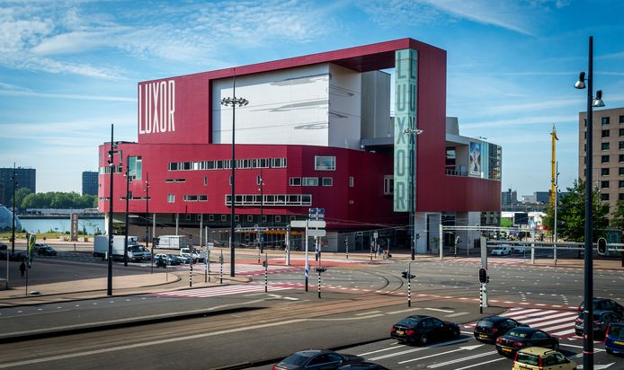 Het Luxor Theater in Rotterdam.