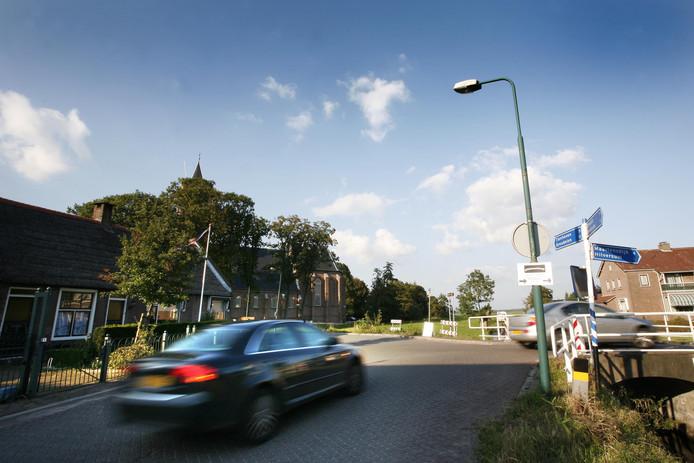 Sluipverkeer scheurt elke dag door het kleine dorpje Westbroek.