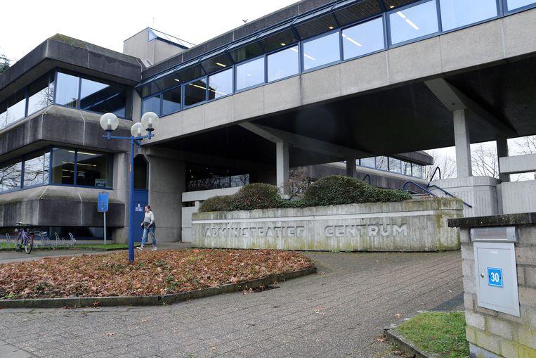 Het stadhuis van Herentals.