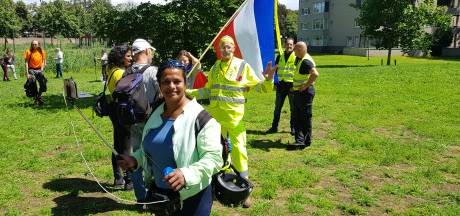 Rustig verloop demonstratie Gele Hesjes in Den Bosch: 'Veel mensen in Nederland zijn pissed off'