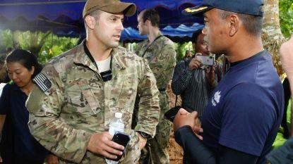 Amerikanen en Britten mee op zoek naar Thaise voetballertjes in grot, maar kans op overleving verkleint