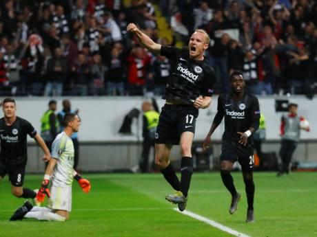 Eintracht zorgt voor stunt, Arsenal, Chelsea en Valencia simpel door