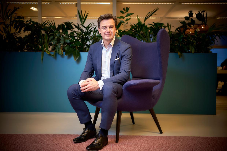 Harry van de Kraats:  'De tijd van iemand een leven lang in het bedrijf hebben, is voorbij'.