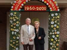 Hoera! Jo en Greet zijn zestig jaar getrouwd