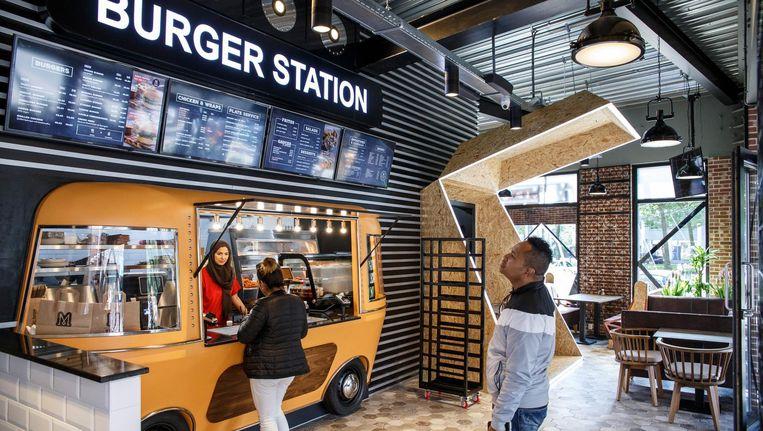 Meram Burger Beeld Carly Wollaert