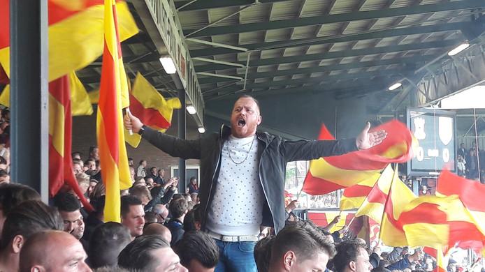 Go Ahead Eagles - RKC Waalwijk finale play-offs Deventer