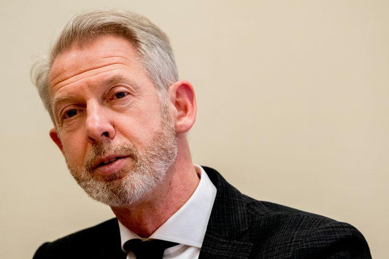 Voormalige burgemeester van Maastricht Onno Hoes. Beeld ANP