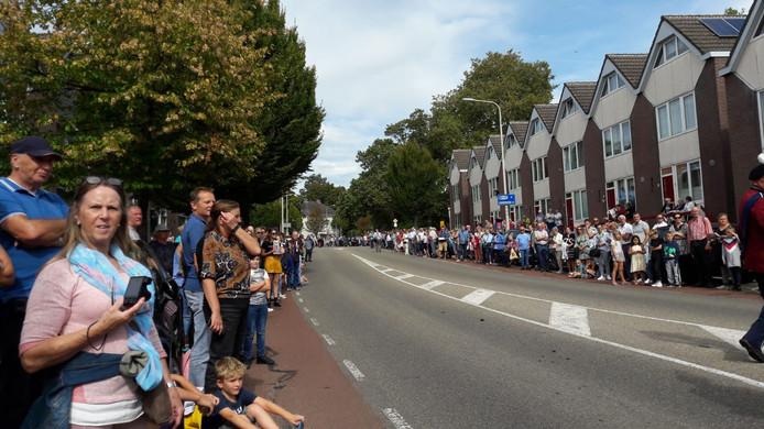 De Brabant Stoet trekt veel publiek.