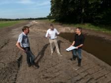 Oude Strijper Aa kronkelt weer dankzij waterschap en boeren: puzzelen met grond tegen de droogte