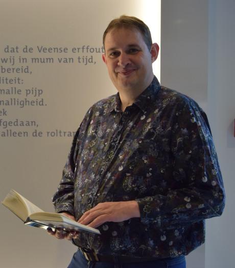 Stadsdichter Veenendaal helpt dagje met gedichten maken