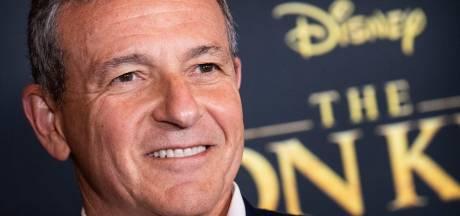 Le patron de Disney quitte Apple avant le lancement de plateformes rivales