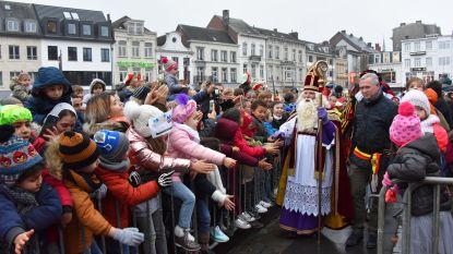 2.500 mensen verwelkomen Sinterklaas in Turnhout