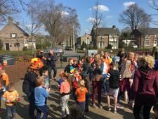 Basisschool 't Talent uit Schijndel maakt herrie voor het Liliane Fonds