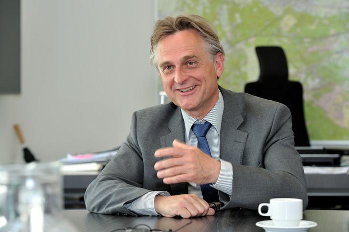 Burgemeester Rob Metz