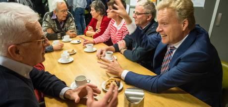 Burgemeester: 'Meer wijkplatforms en dorpsraden in Oosterhout'