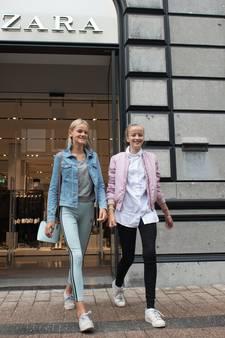 Fashionista's kunnen eindelijk los in Zwolse Zara