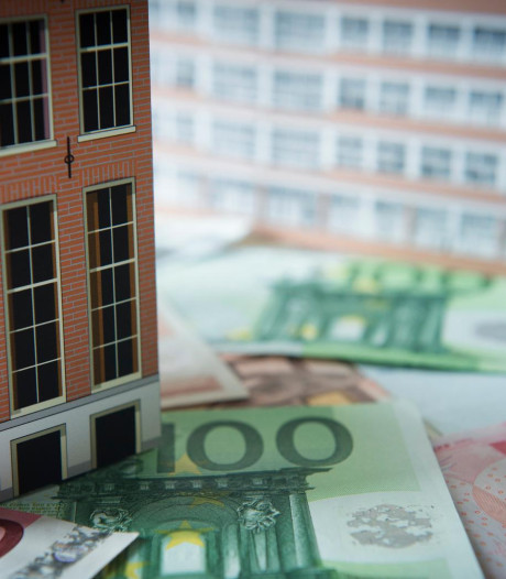 Brief vergeten: verhoging  huur pas maanden later