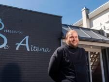 Ricardo heeft heel veel zin om deze zomer te gaan knallen in Brasserie De Altena