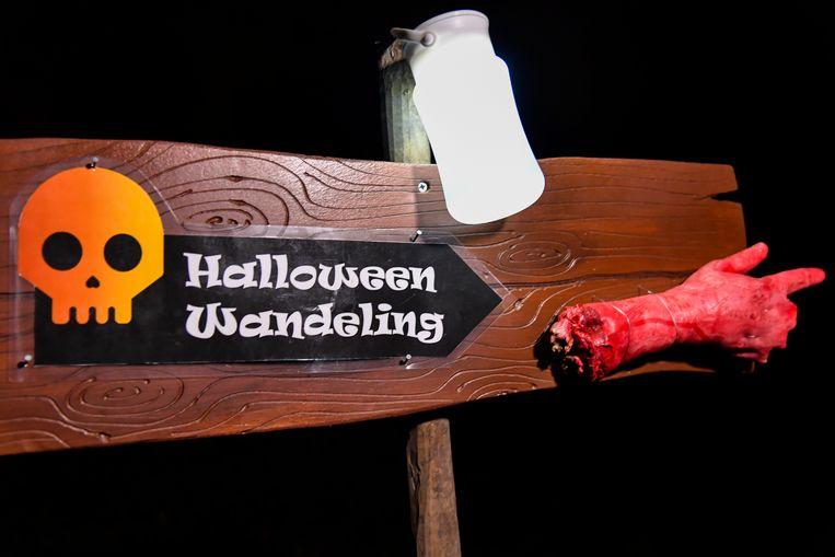 Halloweentocht in Boutersem