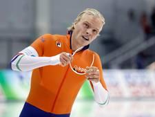 Verweij tussen Russen op podium bij 1000 meter