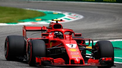 Kimi Räikkönen grijpt polepositie in GP Italië met toptijd, Vandoorne start morgen vanop voorlaatste plek