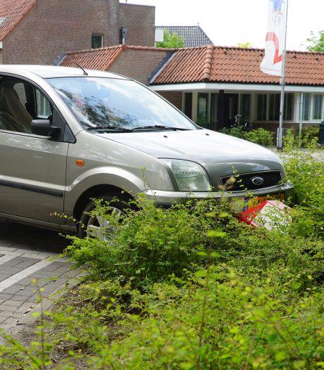 Achtervolging na inbraak eindigt voor vluchter in gestolen auto met crash en aanhouding in Diepenveen