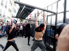 Bijna zeventig arrestaties bij betogingen G7-top