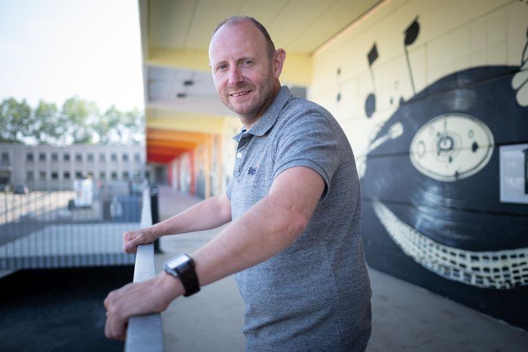 DJ Kurt Verheyen draait op Tomorrowland als een van Die Freddies.