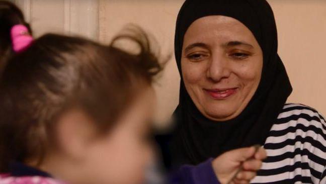 Rachma Ayad, la grand-mère des deux fillettes, voyageait régulièrement en Turquie pour s'occuper d'elles.