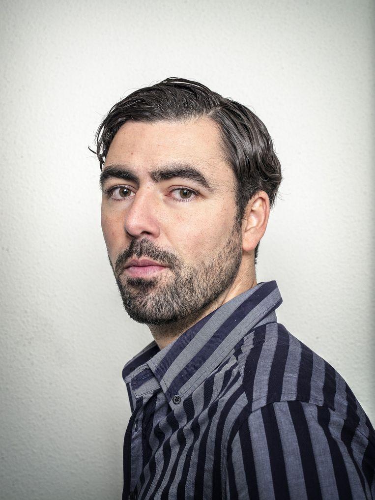 Ron Meyer Beeld Jiri Buller