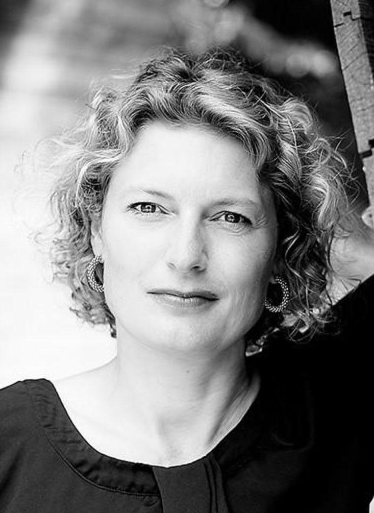 Janet van de Bunt. Beeld