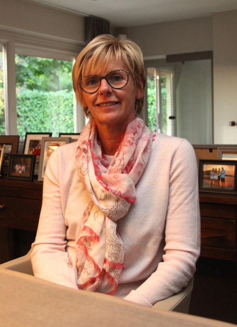 Op de Vlaamse lijst vinden we op plaats drie Martine Fournier, voormalig burgemeester van Menen.