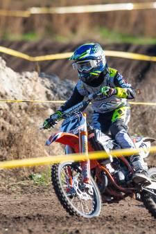 Motorcross WK-trial in Zelhem