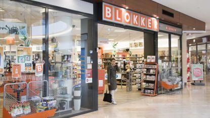 Vrees voor groot banenverlies en sluiting winkels bij Blokker België