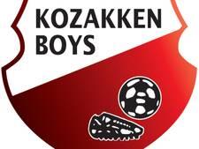 Frustrerende middag voor Kozakken Boys