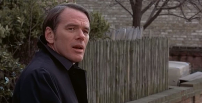 Father Dyer in The Exorcist