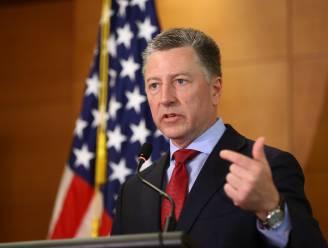 Amerikaanse speciaal gezant voor Oekraïne neemt ontslag