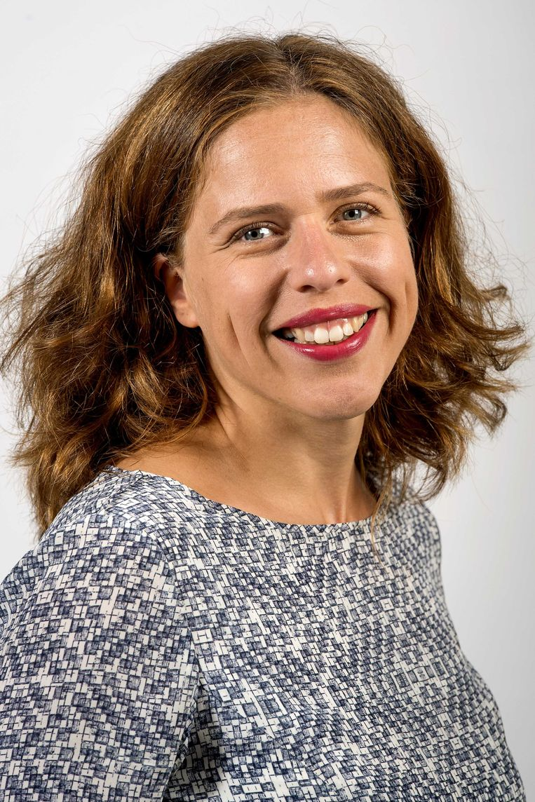 Tweede Kamerlid Carola Schouten, ChristenUnie. Beeld anp
