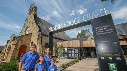 Privaat museum Hooge Crater opent opnieuw de deuren, maar moet heroriënteren omdat Britten massaal wegblijven