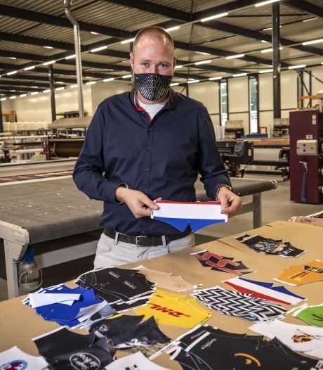 Bjorn Wissink (34) van Printshopz: '80 procent van onze medewerkers komt uit Denekamp, die wil je niet ontslaan'