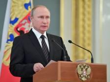 """Des services secrets étrangers cherchent à """"influencer"""" la Russie, selon Poutine"""