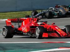F1: un logo arc-en-ciel sur tous les bolides pour la reprise
